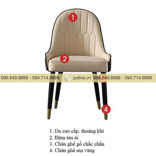 Bàn ghế nhà hàng khách sạn