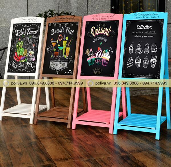 Màu sắc đa dạng, gây ấn tượng với khách hàng