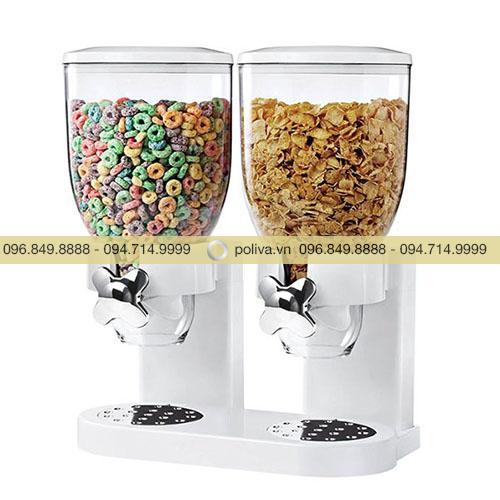 Bình đựng hạt ngũ cốc