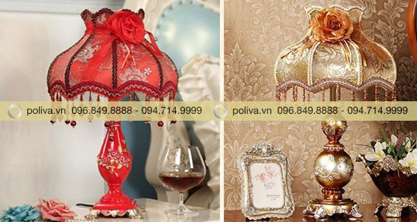 Màu sắc đa dạng, kiểu dáng thiết kế đẹp mắt mang phong cách phương Tây