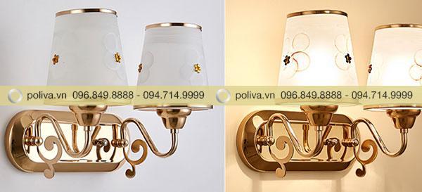 Chân đèn chất liệu inox cao cấp thiết kế nhiều kiểu dáng