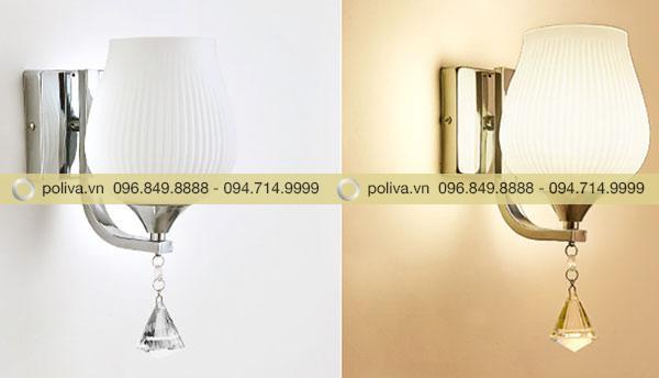 Hiêu ứng ánh sáng khi bật đèn và đèn tắt