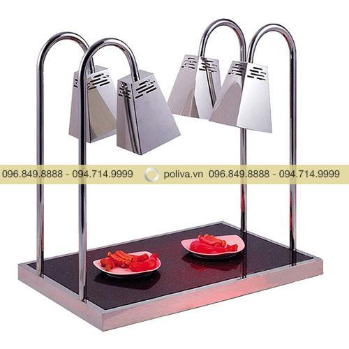 Đèn hâm nóng buffet cao cấp