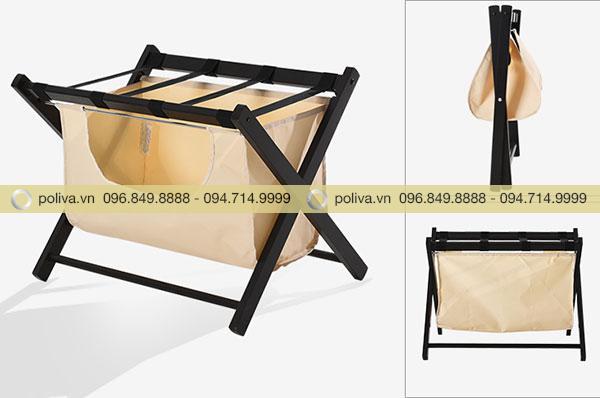 Thiết kế túi vải tiện lợi cho người sử dụng