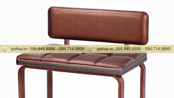 Màu nâu gỗ truyền thống được nhiều khách hàng lựa chọn