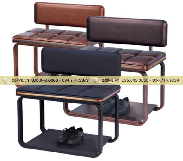 Kệ để vali cao cấp thiết kế hiện đại chắc chắn tiện nghi cho người sử dụng