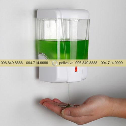 Hộp đựng nước rửa tay gắn tường