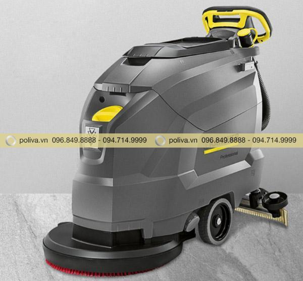 Máy chà sàn công nghiệp là thiết bị vệ sinh đáp ứng nhu cầu làm sạch nhanh, hiệu quả