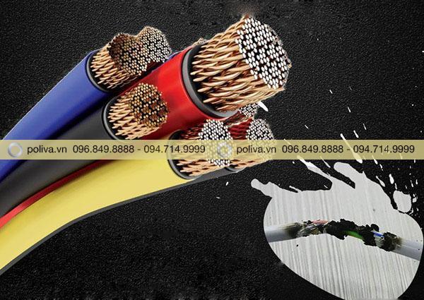 Sử dụng lõi đồng giúp tiết kiệm điện năng hiệu quả