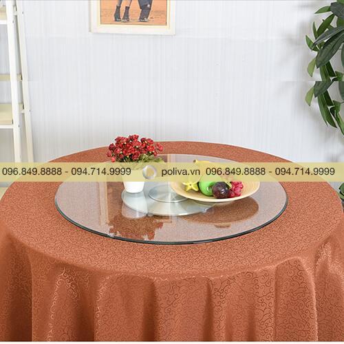 Mâm xoay bàn ăn