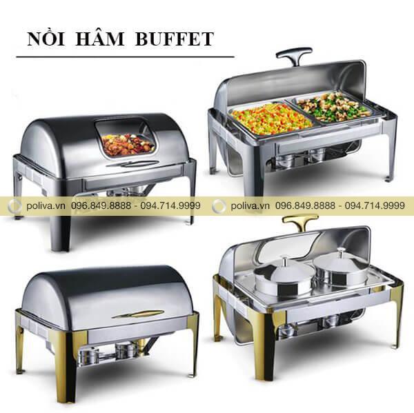 Nồi hâm buffet nhập khẩu