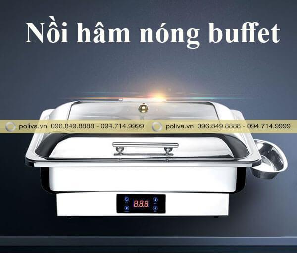 Nồi hâm nóng buffet giá rẻ