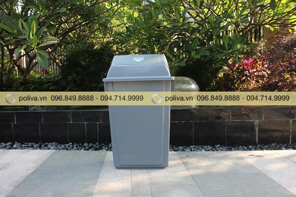 Poliva - đơn vị chuyên cung cấp các loại thùng rác cao cấp