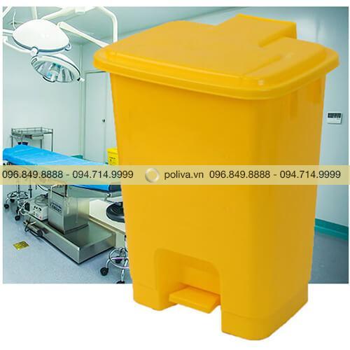 Thùng đựng rác thải y tế 30 lít