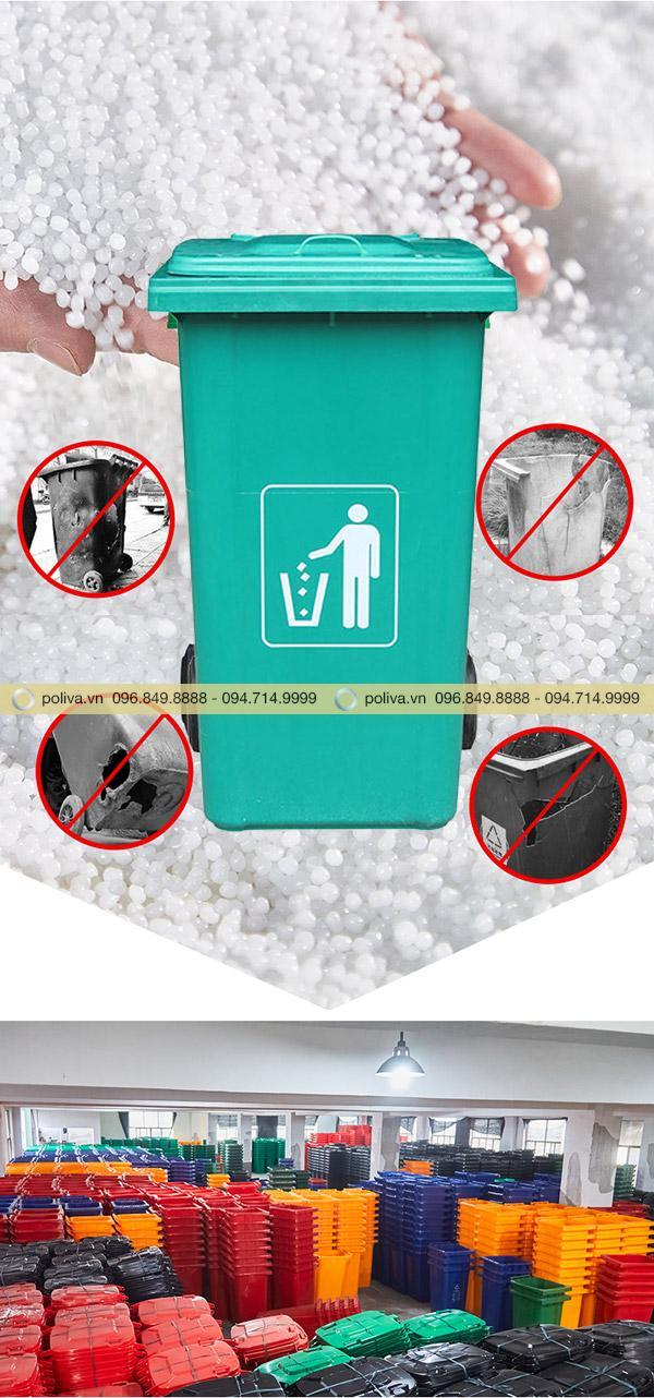 Poliva cung cấp độc quyền thùng rác nhựa composite hàng nhập khẩu chất lượng cao và rất nhiều mẫu thùng rác khác
