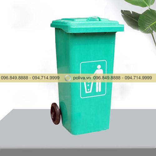 Thùng rác composite 240l, 120l