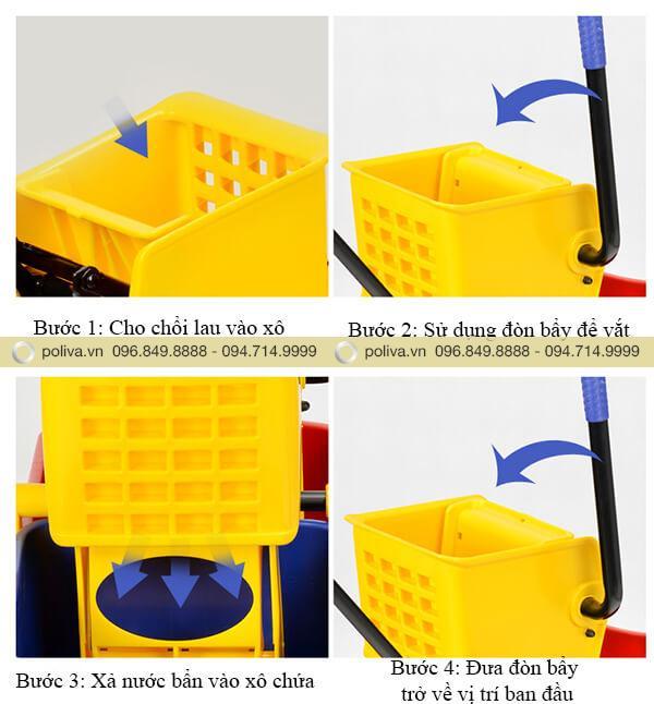Cơ chế hoạt động và hướng dẫn sử dụng sản phẩm