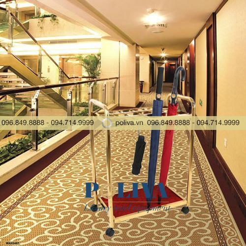 Giá treo ô dù khách sạn