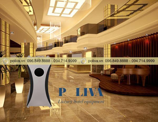 Bày trí ở hành lang, sảnh tòa nhà tăng sự tiện ích cho người dùng