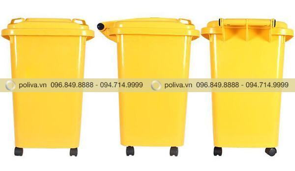 thùng rác y tế 50L