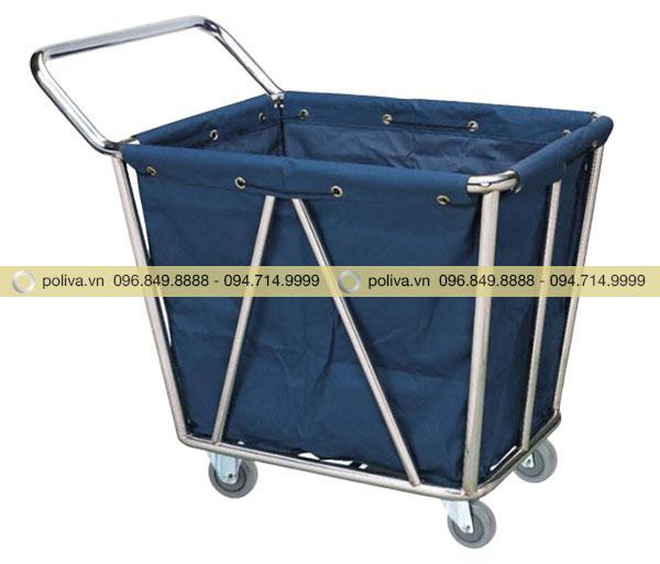 Poliva chuyên cung cấp xe dọn phòng, xe giặt là chất lượng, uy tín
