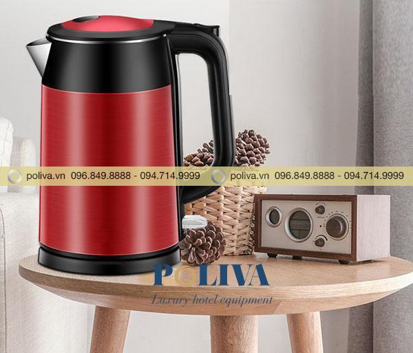 Hình ảnh thực tế sản phẩm ấm siêu tốc inox 304