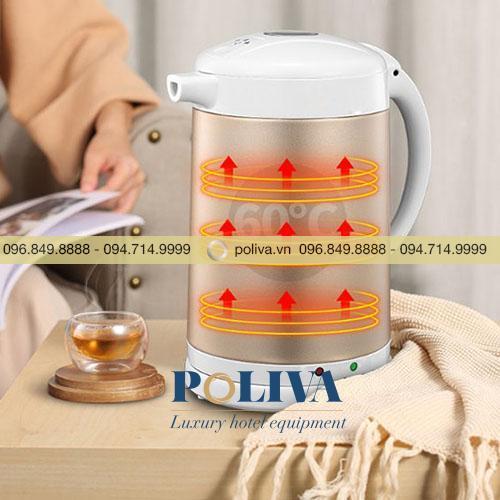 Bình đun siêu tốc giữ nhiệt