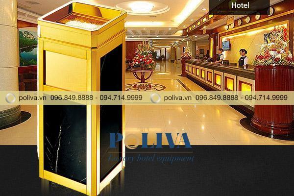 Sản phẩm thường được trang bị trong khách sạn, resort...