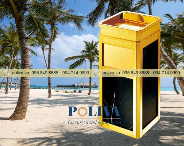 Sở hữu thùng đựng rác cao cấp giúp không gian của bạn luôn được sạch sẽ