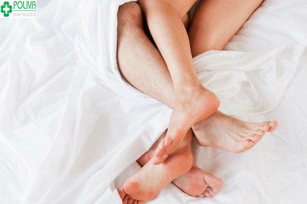Bàn chân được xem là một trong 5 điểm G kích thích ham muốn chuyện ấy ở nữ giới