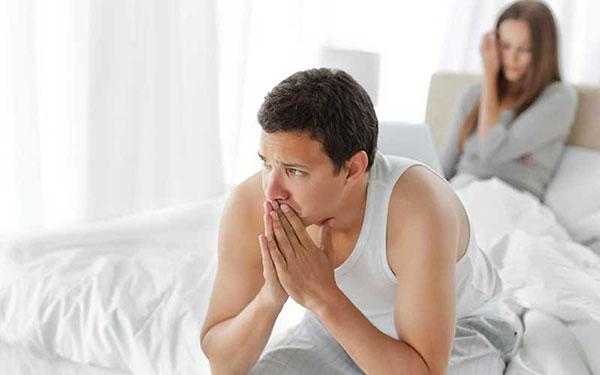 5 nguyên nhân chính gây ra hiện tượng xuất tinh sớm