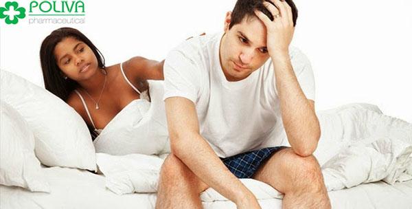 Rối loạn cương dương gây ảnh hưởng đến sinh hoạt vợ chồng