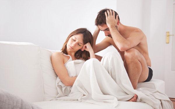 7 nguyên nhân rối loạn cương dương ở nam giới cực kỳ phổ biến