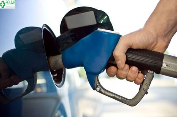 Benzen trong xăng dầu vô cùng có hại.
