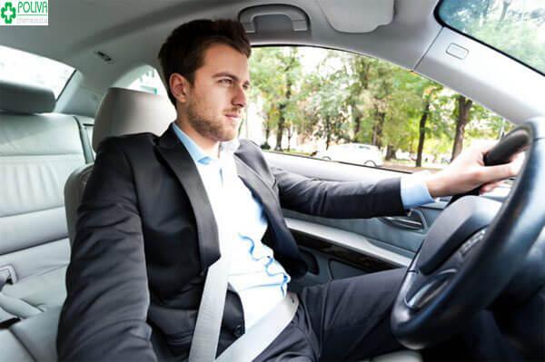 Ghế nóng trong ô tô là tác nhân gây hại tinh binh.