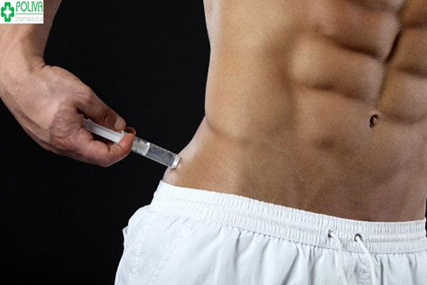 Tiêm testosterone là một biện pháp điều trị yếu sinh lý nam