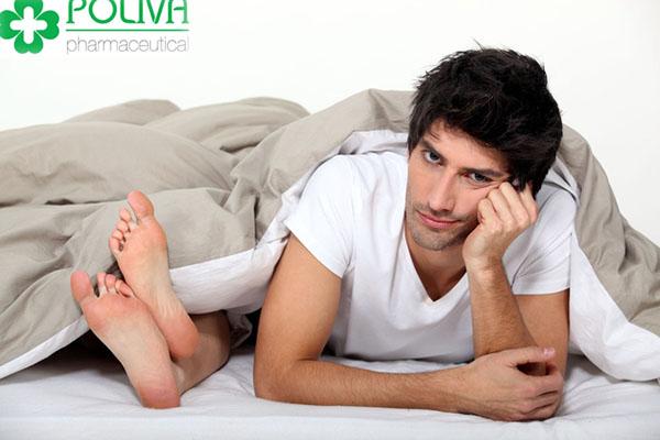 Yếu sinh lý khiến nam giới thiếu tự tin vào năng lực đàn ông của mình