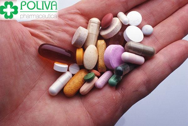 Ngưng sử dụng các loại thuốc gây yếu sinh lý
