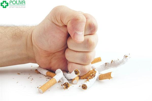Thuốc lá là kẻ thù số 1 với sức khỏe cộng đồng.