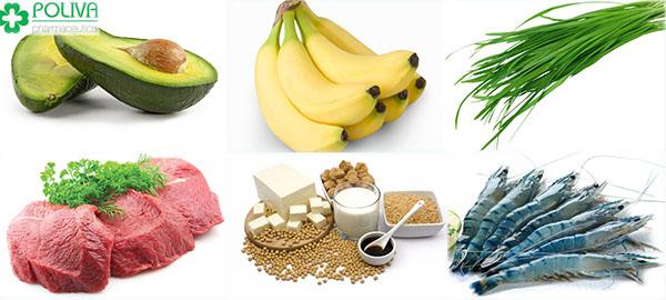 Một số thực phẩm tăng cường sinh lý nữ