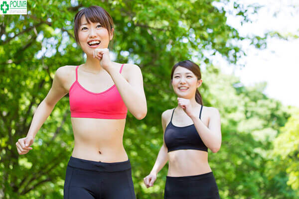 Duy trì trọng lượng cơ thể ở một mức độ ổn định