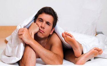 Dấu hiệu nhận biết chứng bệnh yếu sinh lý ở nam giới