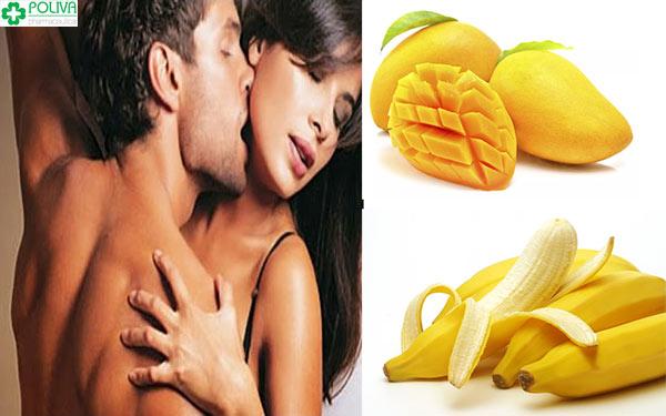 Một số loại hoa quả giúp cải thiện chức năng sinh lý nam giới