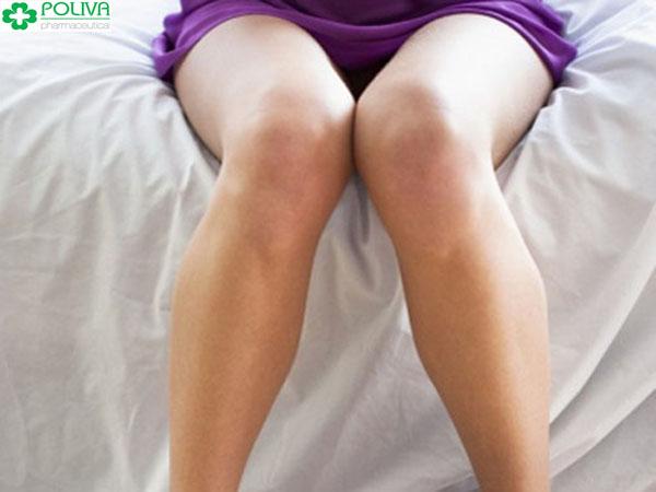Dùng dầu bôi trơn sẽ gây ảnh hưởng không tốt đến sinh lý nữ