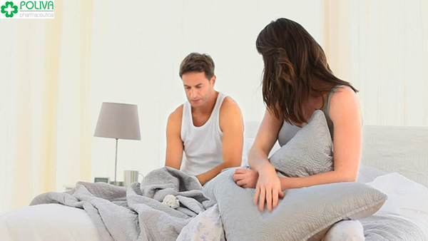 Xuất tinh ngược dòng khiến cho việc thụ thai khó khăn hơn