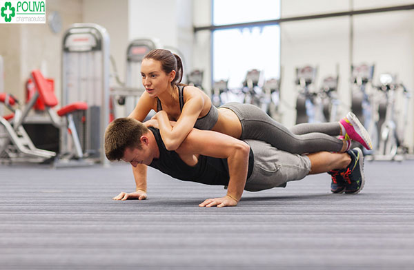 Tập thể dục thường xuyên giúp cải thiện tình trạng xuất tinh sớm