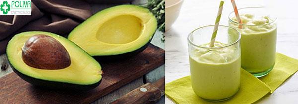 Một cốc sinh tố bơ mỗi ngày sẽ kích thích chuyện chăn gối rất tốt