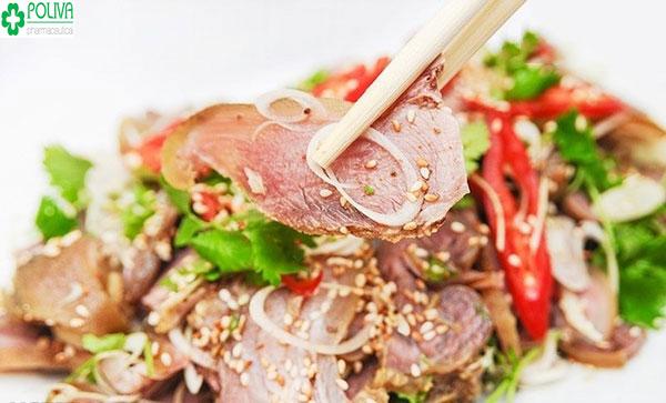 Thịt dê giúp giúp tăng sinh lý nam