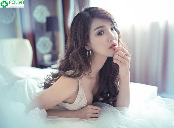 Một cô gái với bản chất trái tim nhiều ngăn chia cho nhiều người sẽ khó chung thủy được.