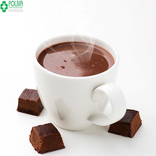 """Một cốc sô-cô-la nóng cũng rất tốt cho """"chuyện ấy""""."""